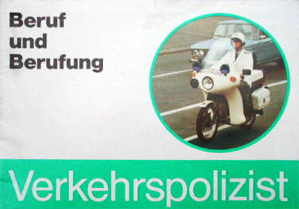 Verkehrspolizist, Verkehrspolizei