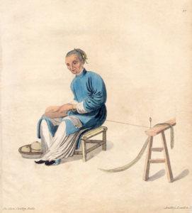 China, Baumwolle