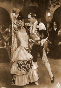 Rudolph Valentino, Schauspieler, Film