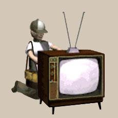 Fernsehtechniker, Fernsehmonteur, TV, television