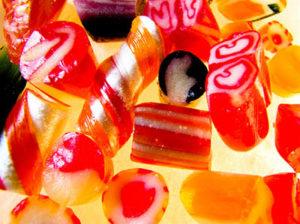 Bonbons, Süßigkeiten, Zuckerzeug, Süßwaren