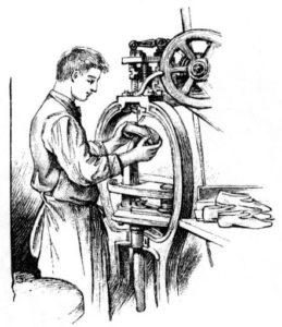 Schuhmacher, Handwerk