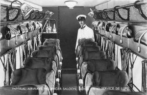 Steward, Flugbegleiter, Flugzeug