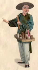 Apotheker, Chinese
