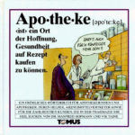 Buchcover: Apo-the-ke