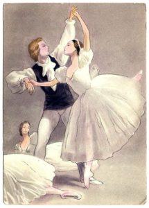 Balletttänzer, Tänzer, Ballett