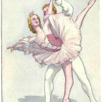 Balletttänzer, Paar