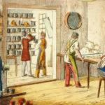 Hutmacher, Werkstatt, Hüte, Modist