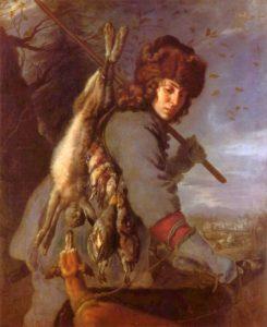 Jäger, Joachim von Sandrart