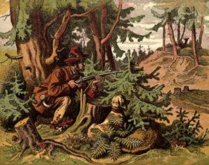 Jäger, Jagd