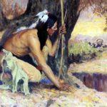 Jäger, Indianer