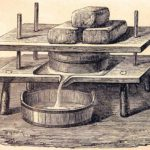 Käsepresse, Käseherstellung
