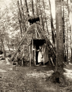 Köhlerhütte, Köhler