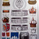 Kompasskessel, Wappen, Kompass
