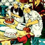 Konditor, Zuckerbäcker, Torten