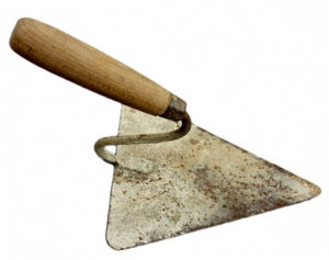 Werkzeug, Dreieckskelle