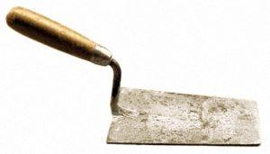 Werkzeug, Maurerkelle