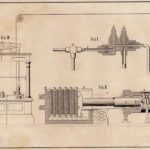 Zeichnung, Schema, Ölfabrikation