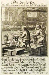 Schlosser, Handwerker