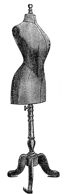 Illu: Schneiderpuppe