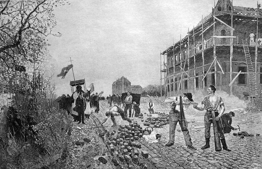 Der Straßenbauer