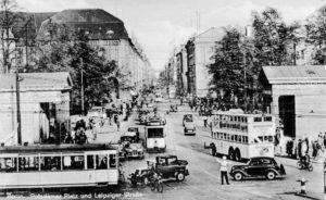 Verkehrspolizist, Berlin, Potsdamer Platz