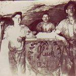 Bergbau, Grube, Bergleute, Bergmänner