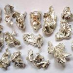 Silber, Silberstücke, Edelmetall