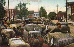 Baumwollballen, Baumwolle, Transport