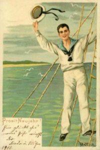 Matrose, Seemann, Seeleute