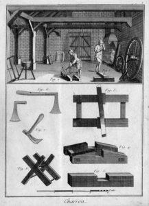 Charron, Wagner, Stellmacher, Wagenmacher
