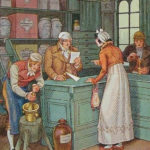 Apotheke, Apotheker, Pharmazeut, Drogist