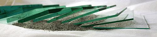 Glaser, Glasplatten
