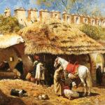 Hufschmiede, Tanger