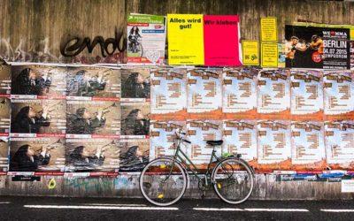 Der Plakatierer