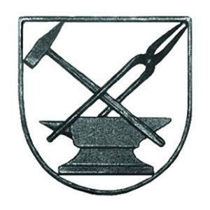 Schmiede, Handwerkswappen
