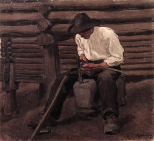 Dengler, Sensenschmied, Handwerker