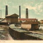 Zuckermühle, Zuckerrohrmühle, Rohrmühle, Kuba, Zuckerherstellung