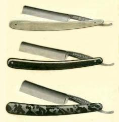 Barber, Barbier, Rasiermesser