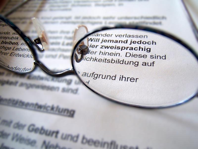 Der Brillenmacher