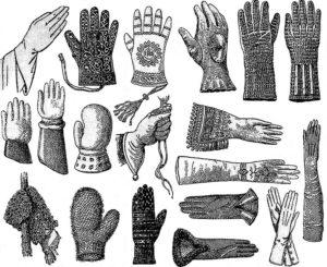 Handschuhe, Handschuhmacher, Mode