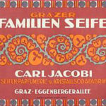 Familienseife, Seife, Seifenparfümerie