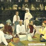 Wahrsager, Burma