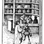 Apotheke 14.jh Florenz