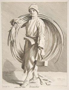 Böttcher, Fassmacher, Handwerker, Küfer