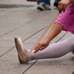 Ballettschuh, Ballett