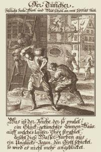 Maler, Anstreicher, Tüncher