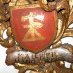 Maurer, Maurerhandwerk, Wappen