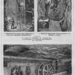 Elektrischer Betrieb, Bergbau, Bermann, Bergleute, Stollen