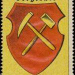 Zunftzeichen, Bergleute, Symbol, Zeichen, Bergmann